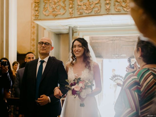 Il matrimonio di Vitale e Alessandra a Lu, Alessandria 34