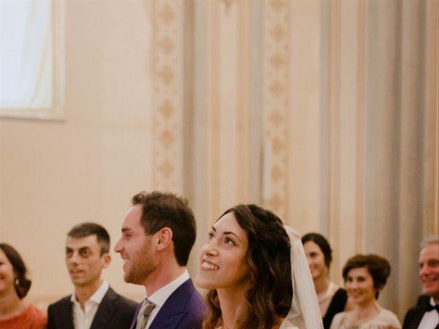Il matrimonio di Vitale e Alessandra a Lu, Alessandria 35