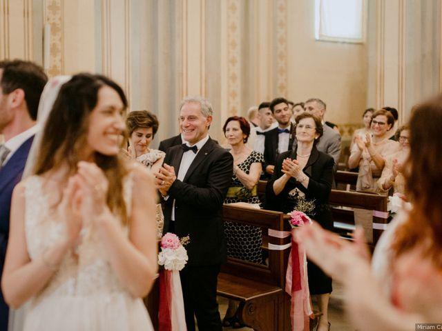 Il matrimonio di Vitale e Alessandra a Lu, Alessandria 40