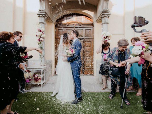 Il matrimonio di Vitale e Alessandra a Lu, Alessandria 42