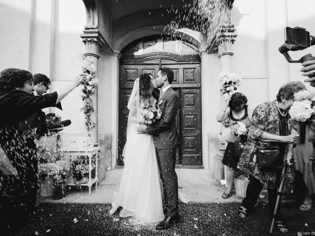Il matrimonio di Vitale e Alessandra a Lu, Alessandria 43