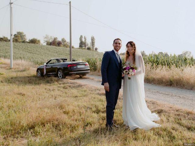Il matrimonio di Vitale e Alessandra a Lu, Alessandria 45