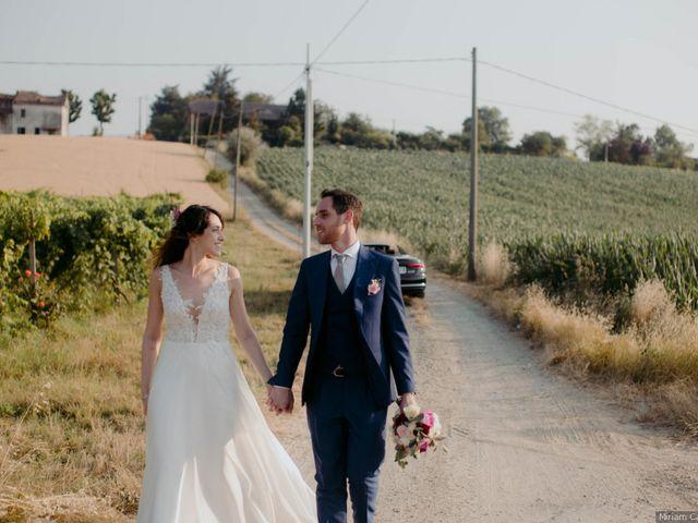 Il matrimonio di Vitale e Alessandra a Lu, Alessandria 50