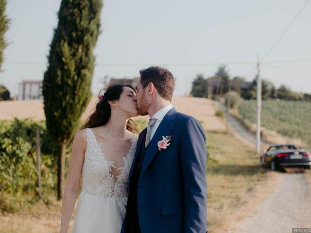 Il matrimonio di Vitale e Alessandra a Lu, Alessandria 52