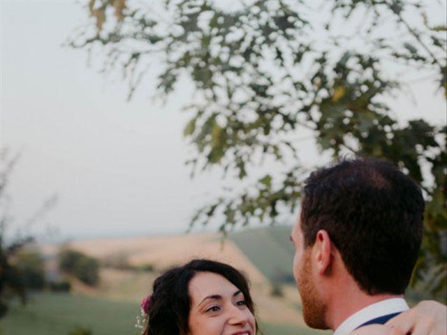 Il matrimonio di Vitale e Alessandra a Lu, Alessandria 56