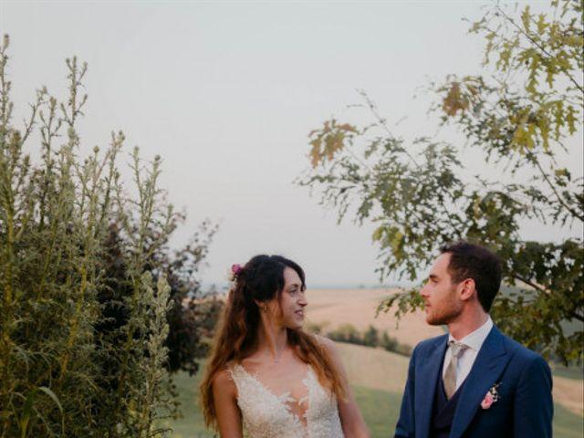 Il matrimonio di Vitale e Alessandra a Lu, Alessandria 57