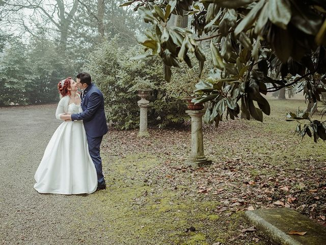 Le nozze di Consuelo e Federico