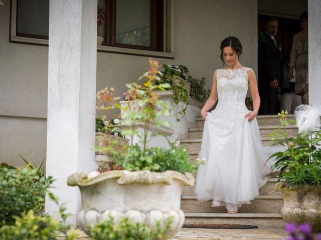 Il matrimonio di Elisabetta e Francesco a Loreggia, Padova 28