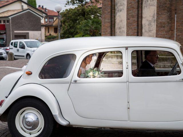 Il matrimonio di Elisabetta e Francesco a Loreggia, Padova 30