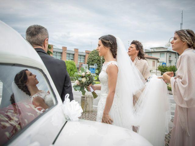 Il matrimonio di Elisabetta e Francesco a Loreggia, Padova 31
