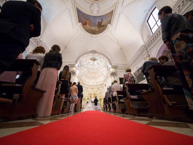 Il matrimonio di Elisabetta e Francesco a Loreggia, Padova 32