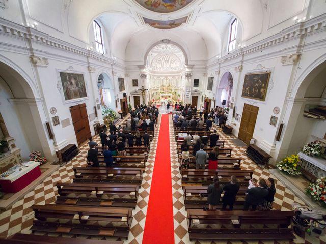 Il matrimonio di Elisabetta e Francesco a Loreggia, Padova 33
