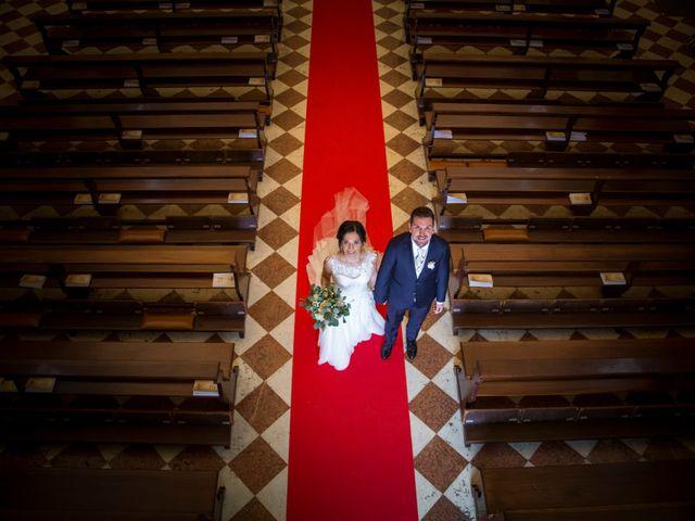 Il matrimonio di Elisabetta e Francesco a Loreggia, Padova 39