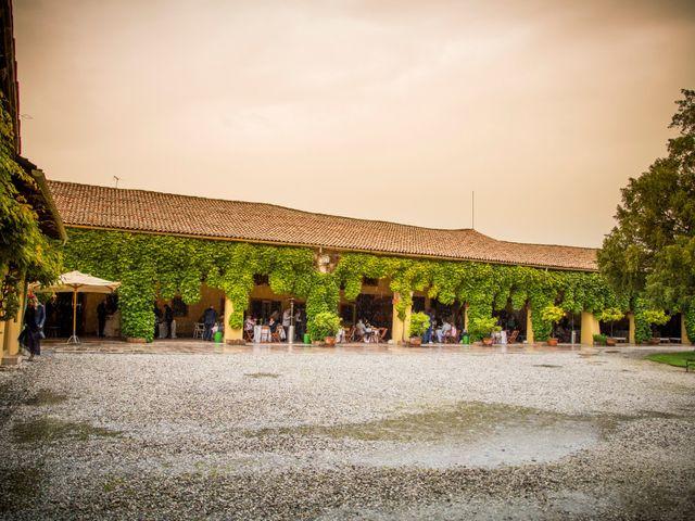 Il matrimonio di Elisabetta e Francesco a Loreggia, Padova 44