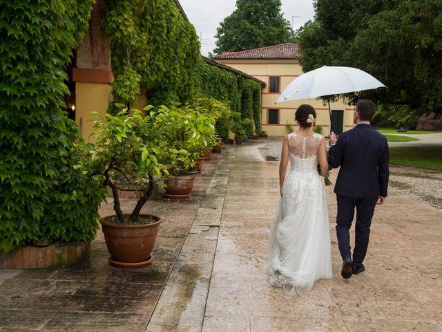 Il matrimonio di Elisabetta e Francesco a Loreggia, Padova 58