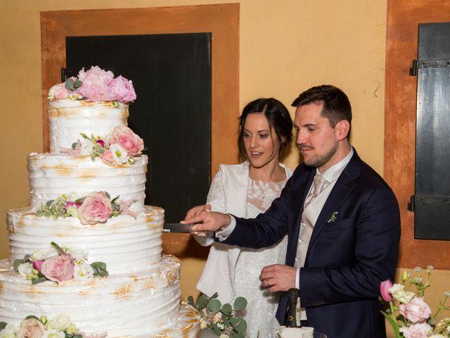 Il matrimonio di Elisabetta e Francesco a Loreggia, Padova 63