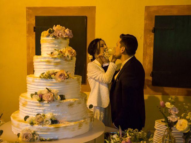 Il matrimonio di Elisabetta e Francesco a Loreggia, Padova 64