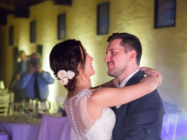 Il matrimonio di Elisabetta e Francesco a Loreggia, Padova 66