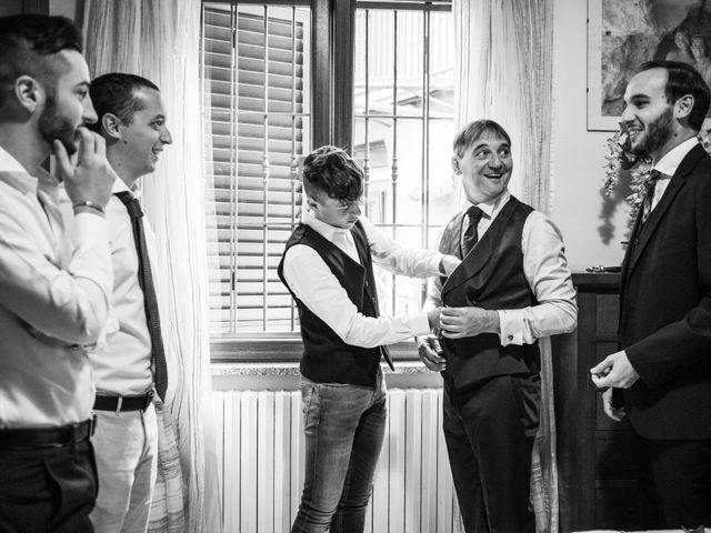 Il matrimonio di Walter e Deborah a Rovellasca, Como 26