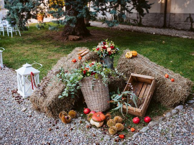 Il matrimonio di Walter e Deborah a Rovellasca, Como 41