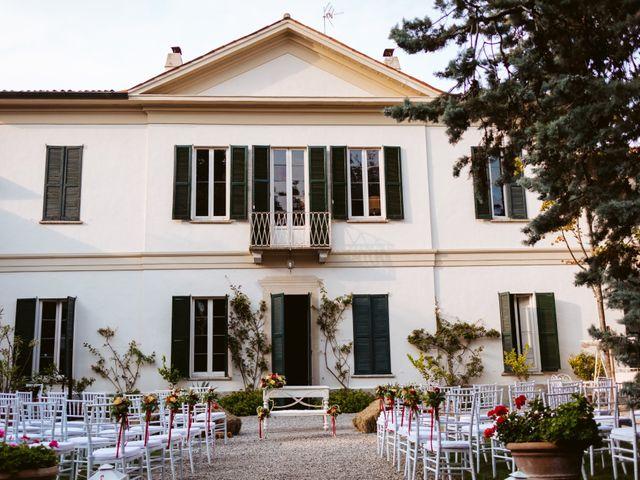Il matrimonio di Walter e Deborah a Rovellasca, Como 45