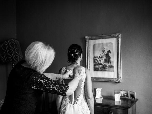 Il matrimonio di Walter e Deborah a Rovellasca, Como 56