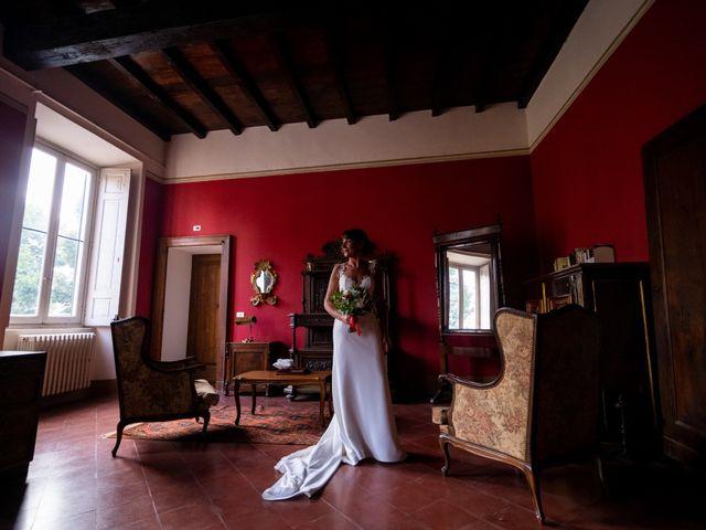 Il matrimonio di Walter e Deborah a Rovellasca, Como 61