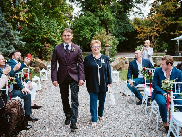 Il matrimonio di Walter e Deborah a Rovellasca, Como 63