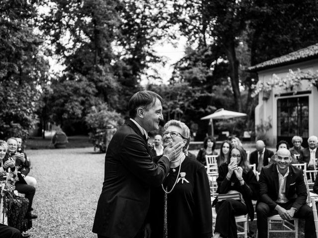 Il matrimonio di Walter e Deborah a Rovellasca, Como 64