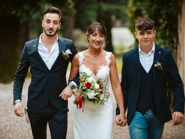 Il matrimonio di Walter e Deborah a Rovellasca, Como 69