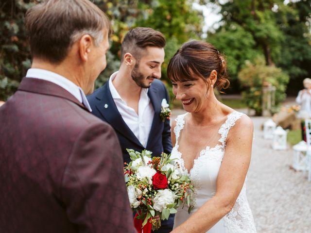 Il matrimonio di Walter e Deborah a Rovellasca, Como 72