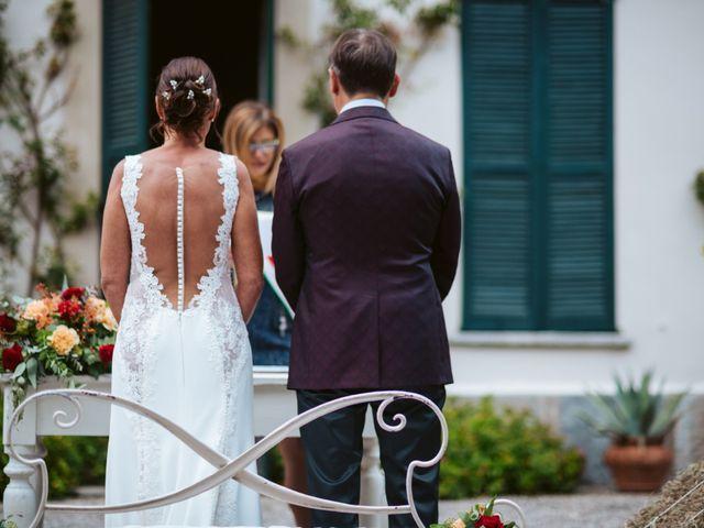 Il matrimonio di Walter e Deborah a Rovellasca, Como 77