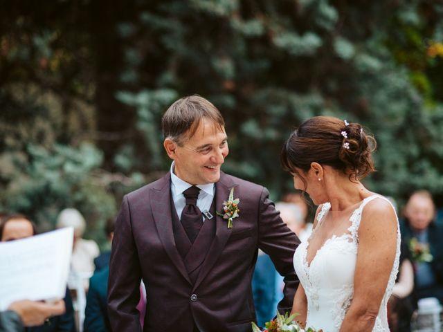 Il matrimonio di Walter e Deborah a Rovellasca, Como 79
