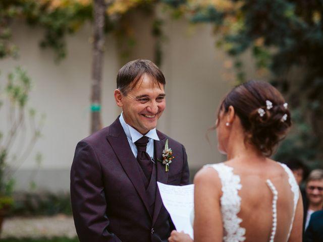 Il matrimonio di Walter e Deborah a Rovellasca, Como 81