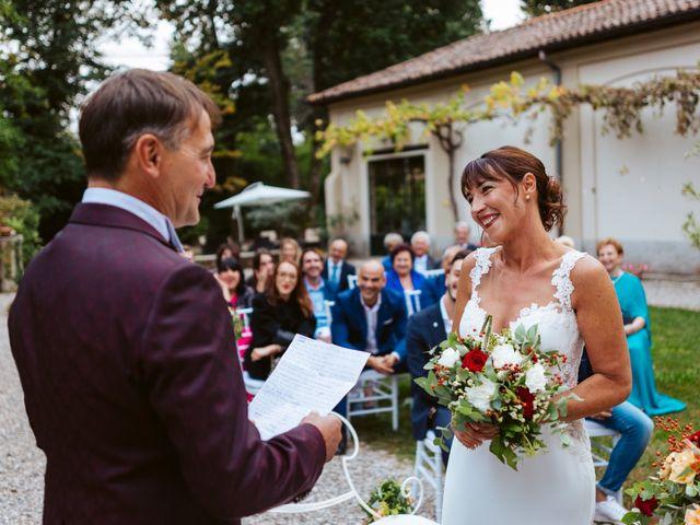 Il matrimonio di Walter e Deborah a Rovellasca, Como 83