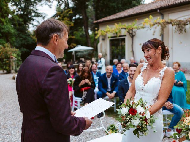 Il matrimonio di Walter e Deborah a Rovellasca, Como 87