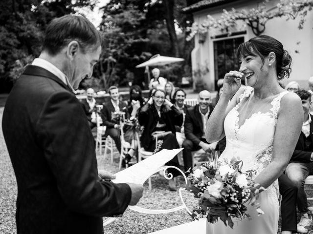 Il matrimonio di Walter e Deborah a Rovellasca, Como 88