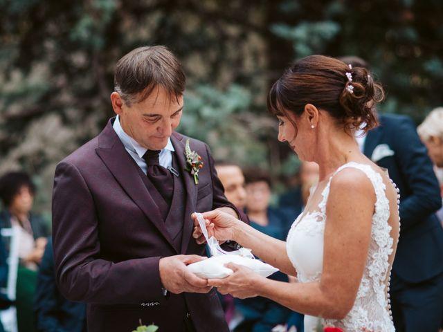 Il matrimonio di Walter e Deborah a Rovellasca, Como 89