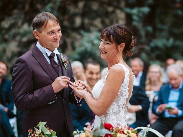 Il matrimonio di Walter e Deborah a Rovellasca, Como 91