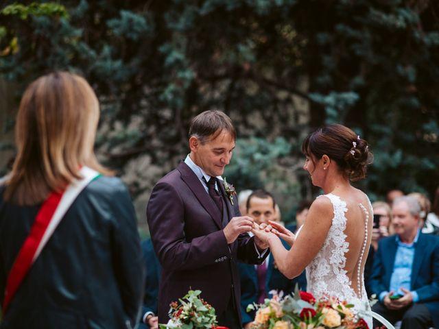 Il matrimonio di Walter e Deborah a Rovellasca, Como 92