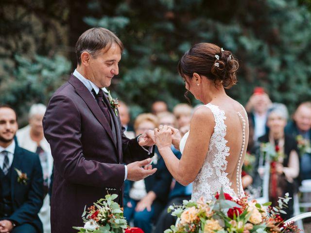 Il matrimonio di Walter e Deborah a Rovellasca, Como 94