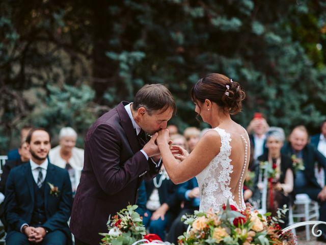 Il matrimonio di Walter e Deborah a Rovellasca, Como 95