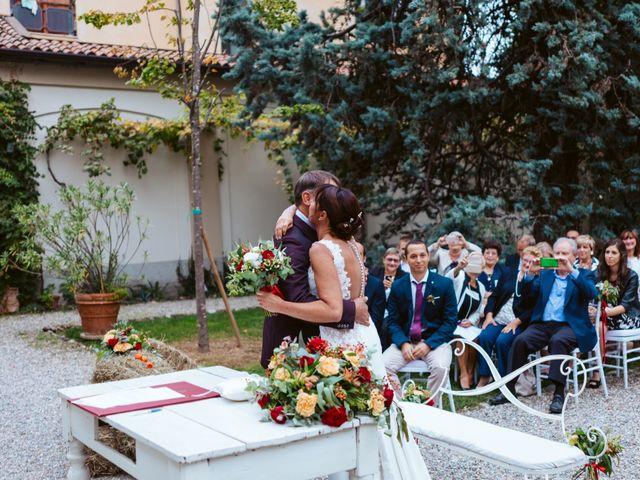Il matrimonio di Walter e Deborah a Rovellasca, Como 100