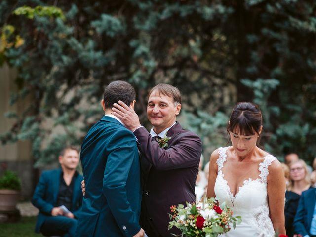 Il matrimonio di Walter e Deborah a Rovellasca, Como 103