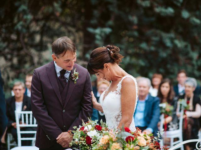 Il matrimonio di Walter e Deborah a Rovellasca, Como 104