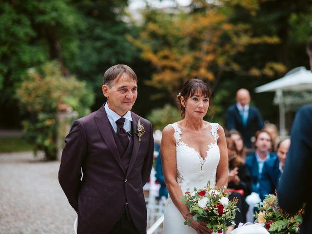 Il matrimonio di Walter e Deborah a Rovellasca, Como 109