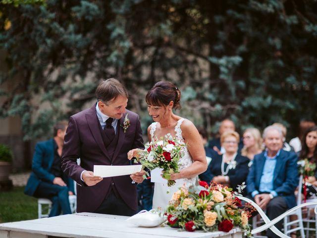 Il matrimonio di Walter e Deborah a Rovellasca, Como 117