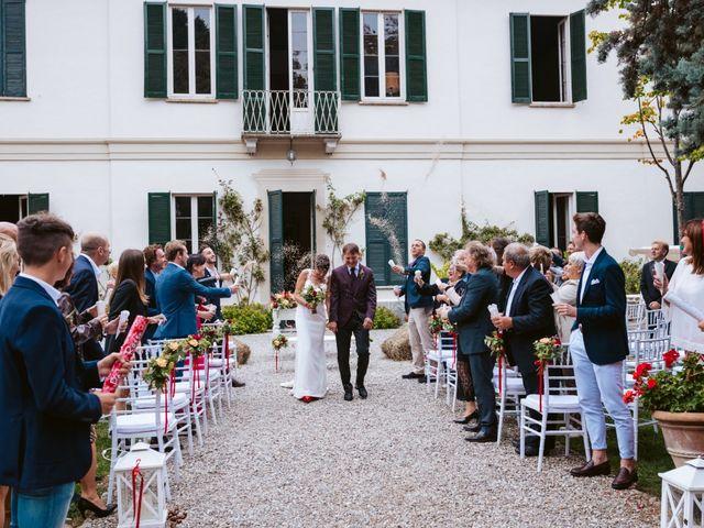 Il matrimonio di Walter e Deborah a Rovellasca, Como 118