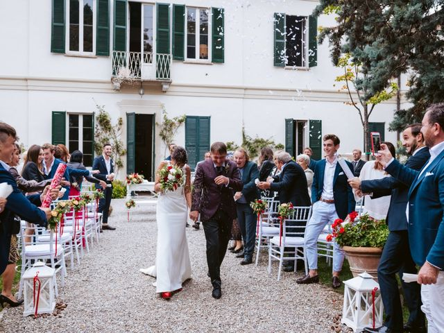 Il matrimonio di Walter e Deborah a Rovellasca, Como 120