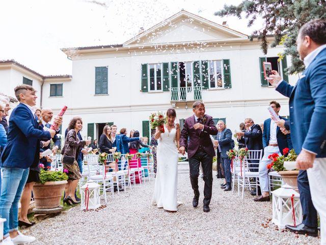 Il matrimonio di Walter e Deborah a Rovellasca, Como 121